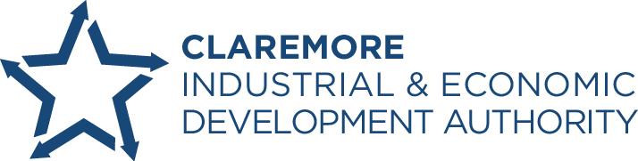 Claremore Industrial and Economic Development Authority logo