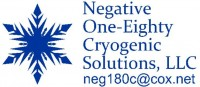 Negative One-Eighty Cryogenic Solutions logo