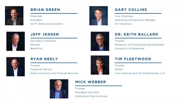 Click to read CIEDA Board of Trustees names new executive committee members article